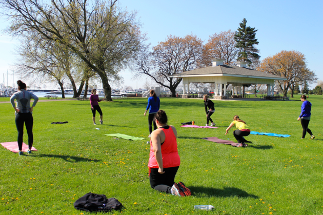 Achieving Fit. - Milwaukee Saturday morning bootcamps
