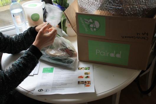Pairdd Box