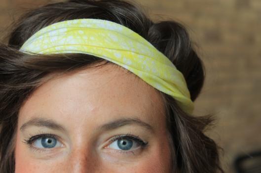 concert headband